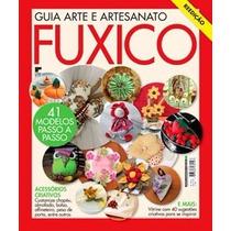 Revista Guia Arte E Artesanato Fuxico 2014