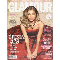 Revista Glamour Grazi Massafera Dezembro 2014 De Coleção.