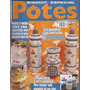 Artesanato - Biscuit Potes Nº 4