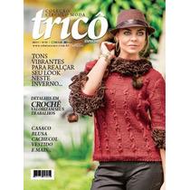 Revista Coleção Círculo Moda Tricô Especial Nº 03 Minua