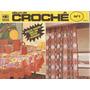 Artesanato Album De Crochê Nº 1 Com Receitas E Diagramas