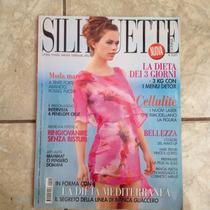 Revista Silhouette Donna Giugno 2012 N6 Beleza Moda Mar