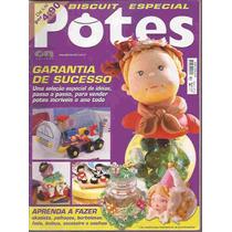 Artesanato - Biscuit Potes Nº 12