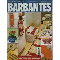 564 Rvt- Revista Artes- Trabalhos Em Barbantes- Crochê Minua
