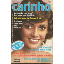 Carinho Nº 11 - Fotonovela - Sandra Bréa - Suzi Quatro -1977
