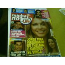 Revista Minha Novela Nº366 Páginas Da Vida Cobras Lagartos