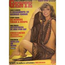 Revista Fatos E Fotos Gente Nº 980 - Kate Lyra