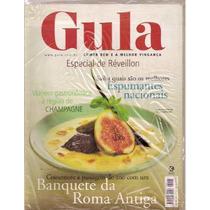 Revista Gula - Banquete Da Roma Antiga