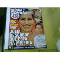 Revista Minha Novela Nº338 Fev06 Belíssima Alma Gêmea