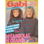 Gabi Moda Para Criança-40 Mod Blusas-numero 7
