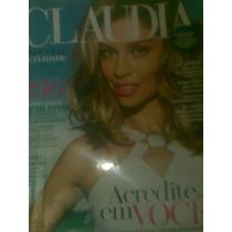 Claudia - Abril 2004 - Grazi Massafera