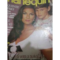 Manequim - Com Moldes - Noiva - Luisa Brunet - Maio 95