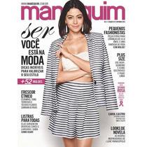 Revista Manequim # 679 Outubro 2015 = Carol Castro Lacrada!