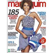 Revista Manequim Outubro 2014 #667 Tais Araujo Nova Lacrada!