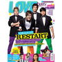 Revista Loveteen Restart C Poster Tokyo Hotel Mcfly Lacrada!