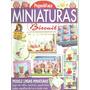 Revista Pegue E Faça Miniaturas De Biscuit Nº 7
