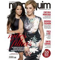 Revista Manequim #674 Maio 2015 = Claudia Raia Nova Lacrada!