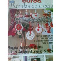 Burda Especial Rendas De Croché - Com Moldes