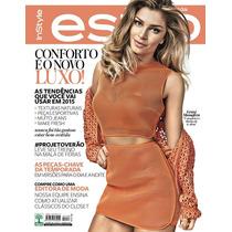 Revista Estilo Instyle 148 Grazi Massafera Jan 2015 Lacrada!
