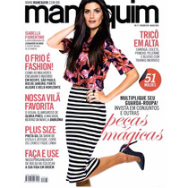 Revista Manequim 676 Julho 2015 = Isabela Fiorentino Lacrada