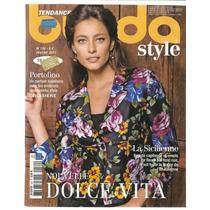 Burda Style - Com Moldes - N 134 Importada