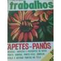 Manequim Trabalhos - Novembro 1973 - Tapetes - Panôs