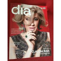 Revista Em Dia Capa Claudia Raia Estrela Tropical Do Brasil