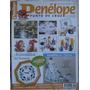 Revista Penélope Punto De Cruz Nº85 - Em Espanhol.