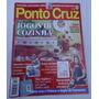 Revista: Manequim Ponto Cruz Nº 54 - Jogos De Cozinha - 1999