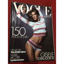 Revista Vogue Gisele B Carolina Dieckman Catherine D Marc J