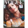 Revista Vogue Italia Nº 693 - Eva Mendes - 05/2008