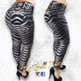 Calça Pit Bull Jeans Estampa De Zebra Panicat + Frete Grátis