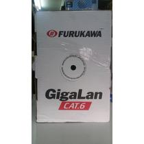 Caixa De Cabo Cat6 Furukawa Gigalan