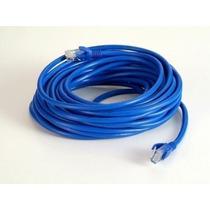 Cabo De Rede Ethernet 5 Metros P/ Internet Rede Adsl Rj45