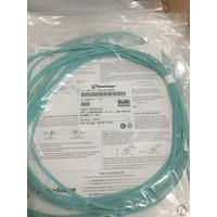 Cordão Fibra Ótica Commscope Lc/lc 10metros - 1.6 Mm Duplex