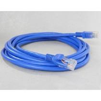 Cabo De Rede Ethernet 10 Metros Internet Pronto P/ Uso Rj 45
