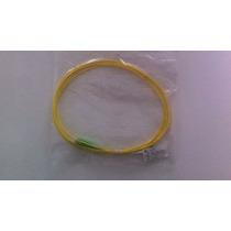 Cordão Óptica Sc/apc X Lc/upc Sm 5 M Fibra 2.0mm
