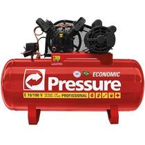 Compressor De Ar 10 Pés Motor Trifásico Nova Motores