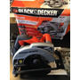 Serra Circular Profissional Com Laser Black & Decker Cs1030l