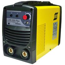 Máquina De Solda Inversora Lhn 220i Plus Mono Esab