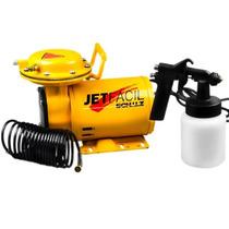 Jet Facil Compressor De Ar Direto 40lb Bivolt - Schulz