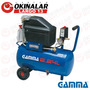Compressor De Ar 24l 2 Hp 110/220v Monofásico G2801br Gamma