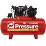 Compressor De Ar 10 Pés 100lts 140 Libras Profissional.