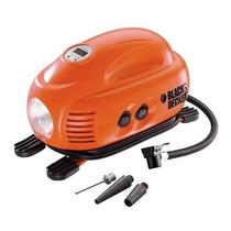 Mini Compressor Digital Multiuso 12v Black&decker Original