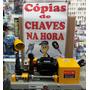 Maquina De Copiar De Chaves Automática - Profissional!!