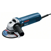 Esmerilhadeira/lixadeira Angular 4 1/2 Bosch Gws 6-115 127v