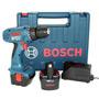 Furadeira Parafusadeira Gsr 12-2 C/ 2 Baterias Bosch 110v