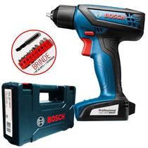 Bosch 1000 Smart 12v Profissional C/ Kit Nova Nf Retire Sp