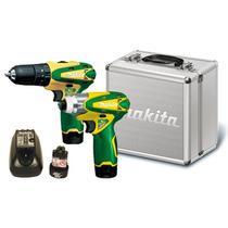 Parafusadeira E Furadeira Impacto Makita Bateria - Lct2016