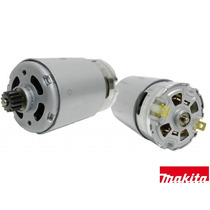 Motor Para Parafusadeiras Makita 12v Bateria Cadium 629817-8